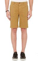Officine Generale Men's Cotton Shorts