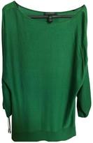 Lauren Ralph Lauren Green Silk Knitwear for Women