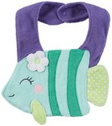 Carter's Baby Girl Animal Terry Bib
