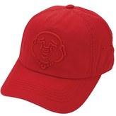 Men's True Religion Brand Jeans '3D Buddha' Baseball Cap - Red