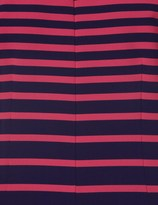 Thakoon Two Tone Striped Box Top