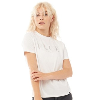 883 Police Womens Amy T-Shirt White