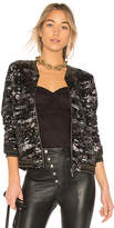 Sanctuary Camo Sequin Jacket