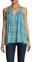 Plenty by Tracy Reese Printed Tank