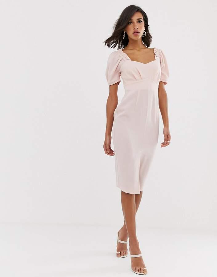 c72db8a571df Sweetheart Neckline Dress - ShopStyle