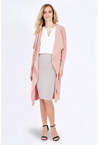 Select Fashion Fashion Waterfall Duster Coat Blazers & Jackets - size 6