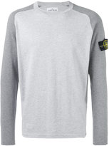 Stone Island raglan sweater - men - Cotton - XL