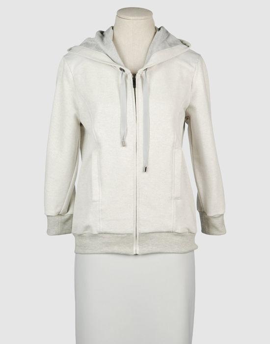 CNC Costume National Hooded sweatshirt