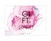 Hatch A Gift Card With Love From You