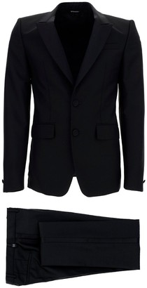 Givenchy Slim-Fit Tuxedo Two-Piece Suit