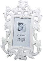 Lillian Rose Lillian RoseTM Scroll Picture Frame in White
