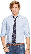 Polo Ralph Lauren Big & Tall Checked Poplin Shirt
