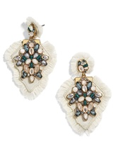 BaubleBar Elsa Drop Earrings