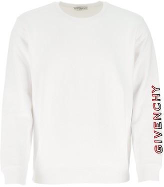 Givenchy Logo Motif Sweatshirt