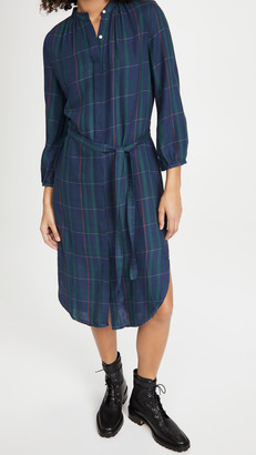 Birds of Paradis Joanna Shirtdress