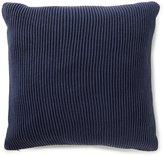 Daniel Cremieux Ribbed Knit Square Pillow