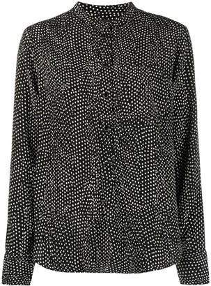 Isabel Marant Polka-Dot Shirt