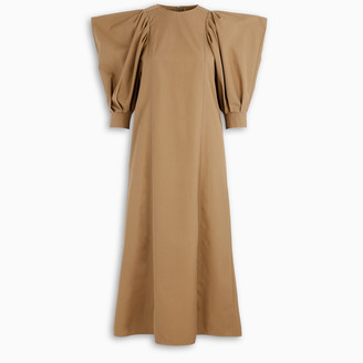 Givenchy Long dress with puffy sleeve
