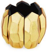 Viktoria Hayman Large Pyramid Cuff Bracelet