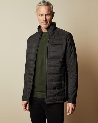 Ted Baker NARDOTT Tall quilted jacket