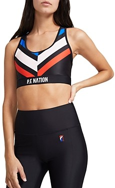 P.E Nation Boost High Impact Sports Bra