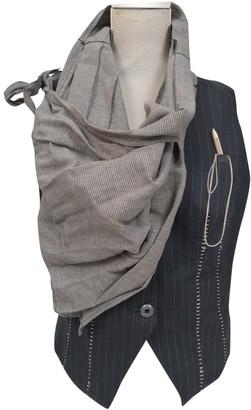 Mariagrazia Panizzi Black Cotton Knitwear for Women