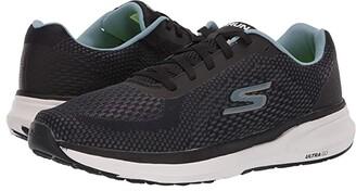 Skechers Pure (Black/Blue) Men's Lace up casual Shoes