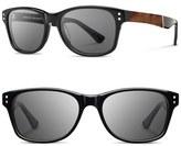 Shwood 'Cannon' 54mm Sunglasses