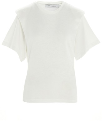 IRO Belly Structured Shoulder T-Shirt