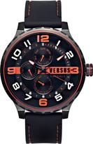 Versus By Versace Globe Collection SBA090015 Men's Stainless Steel Quartz Watch