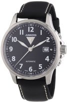 Junkers Men's Watch XL Analogue Automatic Leather Aunt Ju 68602