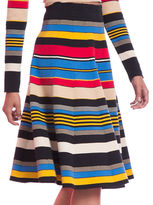Tracy Reese Gored A-Line Skirt