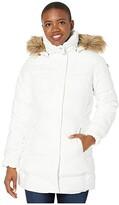 Helly Hansen Blume Puffy Parka (Off-White) Women's Coat