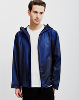 Hunter Vinyl Windcheater Jacket Navy