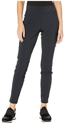 Columbia Back Beautytm II Slim Pants (Black) Women's Casual Pants