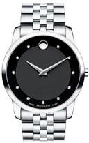 Movado Men's 'Museum' Bracelet Watch, 40Mm