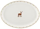 Spode Glen Lodge Stag Oval Platter