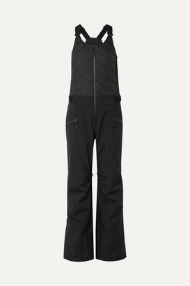 Bogner Fire & Ice Caila 2 Hooded Quilted Ski Suit - Black