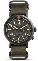 Filson Scout Dual Time Watch - 45.5mm, Nylon Strap (For Men)