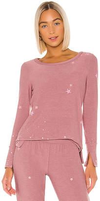 Chaser Pinky Stars Sweatshirt