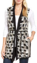 Nic+Zoe Blocked Out Vest (Regular & Petite)