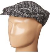 Dolce & Gabbana Printed Newsboy Hat Caps