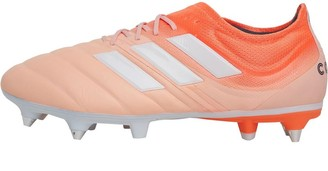 adidas Copa 19.1 SG Soft Ground Boots Glow Pink/Footwear White/Hi-Res Coral