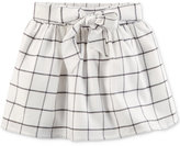 Carter's Windowpane Cotton Flannel Skirt, Toddler Girls (2T-5T)