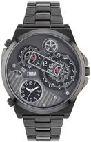 Storm Trimatic titanium watch