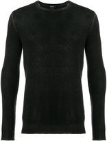 Avant Toi distressed sweater