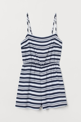 H&M Sleeveless playsuit