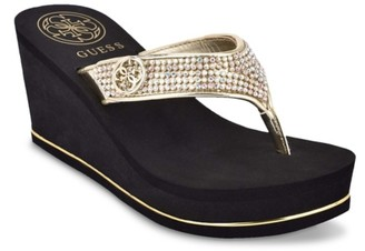 GUESS Sarraly Wedge Sandal