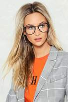 Nasty Gal nastygal Learning Curve Glasses