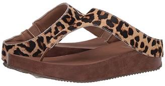 Volatile Condie (Tan Leopard) Women's Shoes